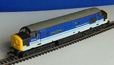 £69.95 • Buy Lima 204817 Class 37 37414 In Regional Railways Blue Livery. Excellent+, Boxed