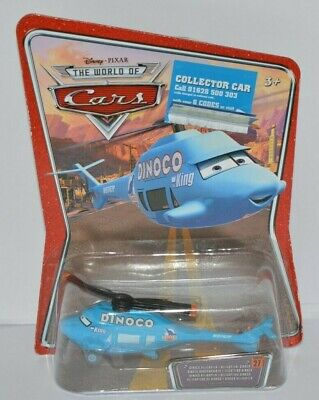 £14.99 • Buy Disney Pixar The World Of Cars Dinoco Helicopter Sealed On Card