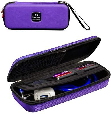 £21.28 • Buy Hard Stethoscope Carry Case With ID Slot For Nursing Accessories