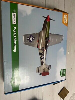 £32.66 • Buy RC Plane Parkzone Micro P51 Mustang Used Boxed