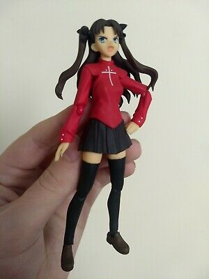 £62.95 • Buy Figma Fate/Stay Night Rin Tosaka Casual Clothes Version Figure Max Factory