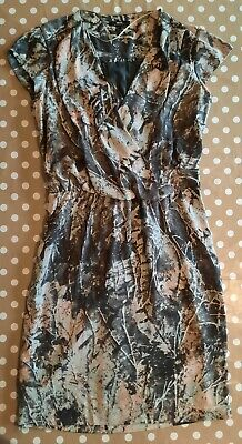 £3.99 • Buy Ladies MEXX Bodycon Fitted Silky Feel Lined Dress, UK 10, FLATTERING