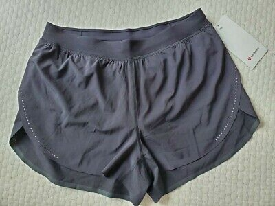 $ CDN58.50 • Buy New With Tags LULULEMON Find Your Pace Lined High-Rise Shorts 3 , Size 8