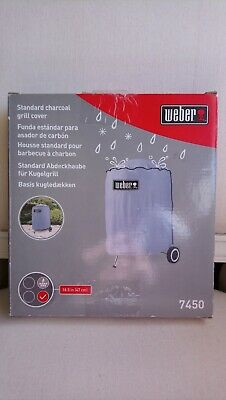 $ CDN25.18 • Buy Weber Standard Charcoal Grill Cover 18.5 Inch Grill 7450 - Brand New