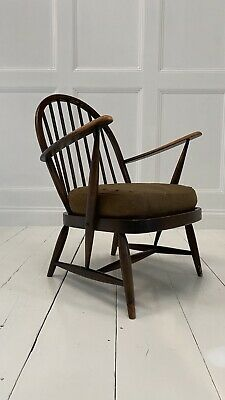 £143 • Buy Ercol 305 Windsor Tub Chair - In Orignal Ercol Old Colonial Finish