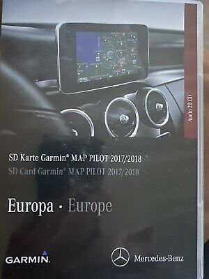 £10 • Buy Mercedes Navigation Sd Card From 2017/8 C Class
