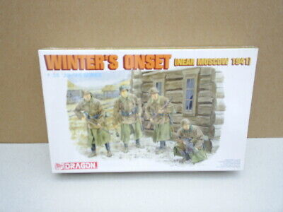 £11.95 • Buy Dragon 1/35th Scale (No 6162) Winter's Onset (Near Moscow1941)