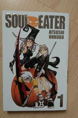 £30 • Buy Soul Eater Volume 1 Manga With Exclusive Loot Crate Cover. New And Unread.