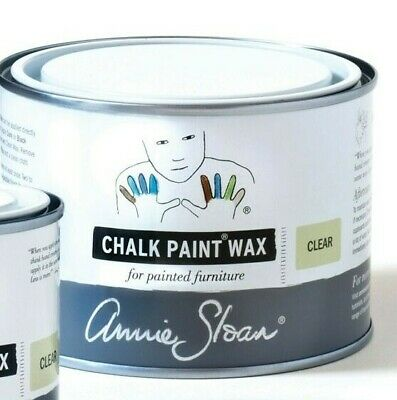 £20.20 • Buy Annie Sloan -Clear Wax- A Large 500ml Tin - To Seal Your Painted Piece