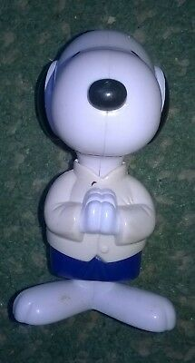 £0.99 • Buy Snoopy Thailand World Tour McDonalds Toy Figurine 1999 Charlie Brown Peanuts VGC