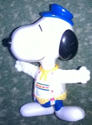 £0.99 • Buy Snoopy Germany World Tour McDonalds Toy Figurine 1999 Charlie Brown Peanuts VGC
