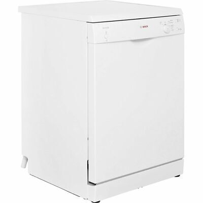 View Details Bosch SMS24AW01G 60cm Serie 2 A+ F Dishwasher Full Size 12 Place White New From • 321£