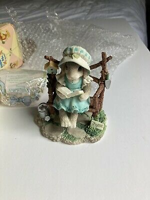 £93.49 • Buy Enesco #786608  Take Thyme To Savor What You've Sown  No Box+ 3 More Boxed -RARE