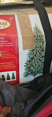 £45 • Buy  7ft Traditional Artificial Christmas Tree
