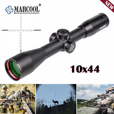 $149.99 • Buy MARCOOL BLT 10X44 Rifle Scope Military Tactical Shooting Hunting Optical Sight