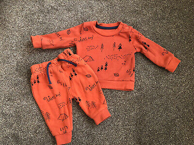 £0.99 • Buy Baby Boy Tracksuit 3-6 Months