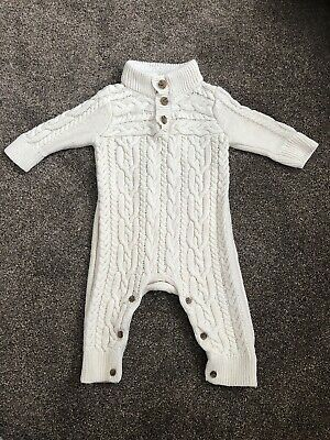 £1.50 • Buy Baby Boy Outfit All In One 3-6 Months GAP