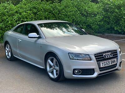 £3995 • Buy 2009 Audi A5 2.0 Tdi S Line Manual Excellent Condition No Px