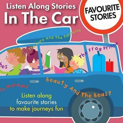 £100.99 • Buy Listen Along Stories In The Car - Favourite Stories (Sing Along Songs) Book The