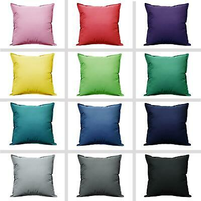 £8.95 • Buy Outdoor Cushion Waterproof Garden Scatter Cushions Pad Filled Sqaure Seat Bench