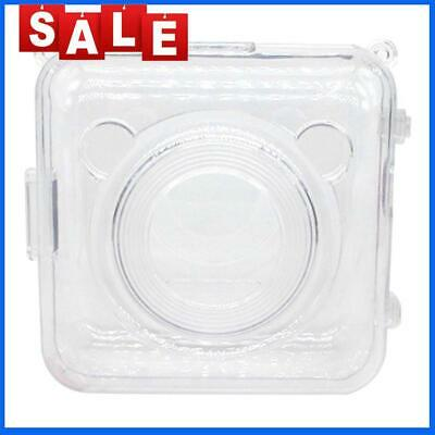 AU6.76 • Buy Transparent PC Protective Cover Bag Carry Case For Peripage Photo Printer Top