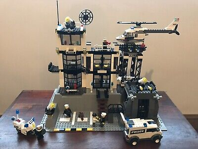 £50 • Buy Lego City Police Station 7237 With Box
