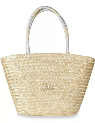 £7.99 • Buy Katie Loxton Chic Large Straw Beach Summer Bag BNWT £78 Gift Sofia Tote Shoulder