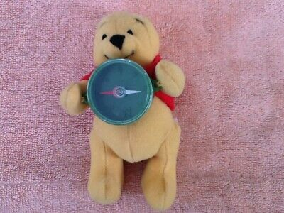 £3 • Buy McDonalds Winnie The Pooh Soft Toy With Compass.       (A3)