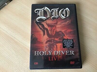 £0.99 • Buy Dio Holy Diver Live DVD