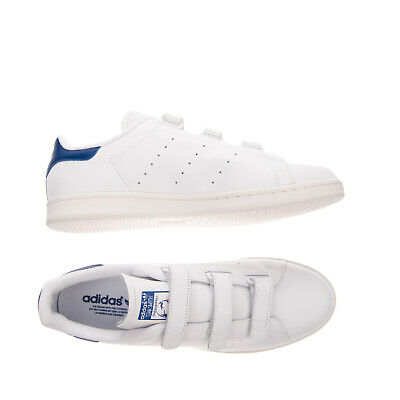 AU37.68 • Buy RRP €150 ADIDAS ORIGINALS STAN SMITH CF Leather Sneakers Size 46 UK 11 US 11.5