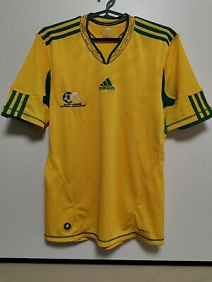 £20 • Buy Size S South Africa Home Football Shirt Jersey