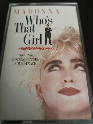 £2 • Buy Madonna Who's That Girl