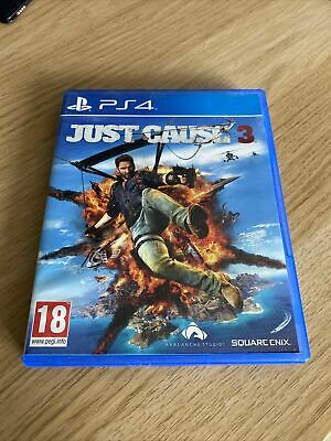 £0.99 • Buy Just Cause 3 (PlayStation 4, 2015)