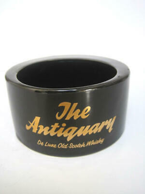 £9 • Buy The Antiquary Deluxe Old Scotch Whisky Ashtray Base Marked Wade Pdm