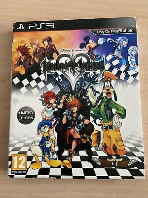 £8 • Buy (maltby) PS3 Kingdom Hearts HD 1.5 Remix Limited Edition