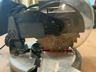 £50 • Buy Mitre Chop Saw Portable Cut Off Saw 240 Volts With Plug