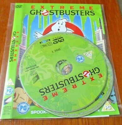 £3 • Buy Extreme Ghostbusters - (DVD 2-Disc Set)