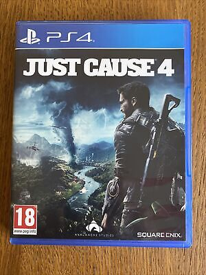 £0.99 • Buy Just Cause 4 Ps4