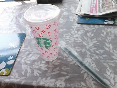 £3.40 • Buy Personalised Starbucks Cup With Straw Name Maggie