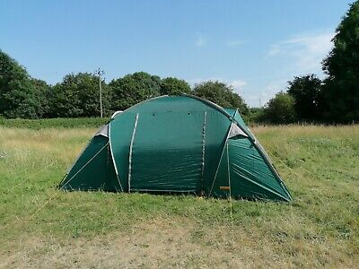 £70 • Buy TENT - 4-6 Person Halfords Family Green Tent