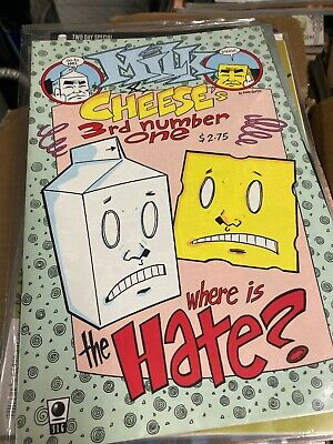 $0.99 • Buy Milk And Cheese #1 4th Print