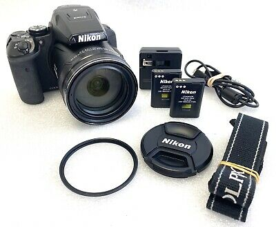 £425.42 • Buy Nikon Coolpix P900 With 24-2000mm Lens 99% Condition