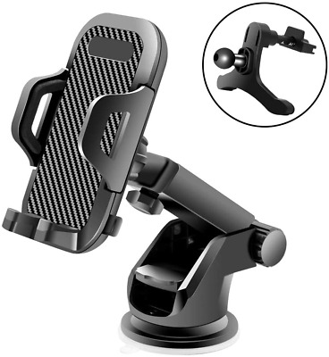 $12.99 • Buy Support Telephone Mobile Phone Accessories Car Phone Holder Dashboard Windshield