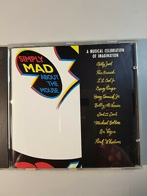 £0.85 • Buy Simply Mad About The Mouse CD A Musical Celebration Of Imagination Billy Joel