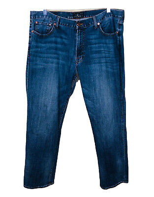 $29.99 • Buy Lucky Brand 363 Vintage Straight Jeans Size 38 Blue
