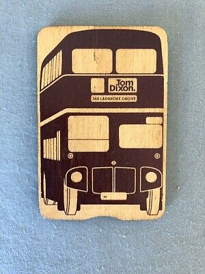 £30 • Buy Tom Dixon Rare London Transport Travel Card Holder Collectable
