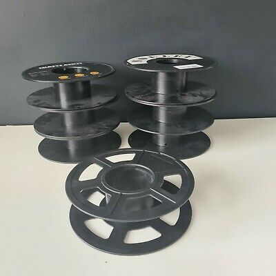 £16.99 • Buy 7x Empty 3D Printer Filament Reel Spool : Store Cables, Rope, Wire, Lights Etc