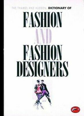 £1.10 • Buy The Thames & Hudson Dictionary Of Fashion And Fashion Design