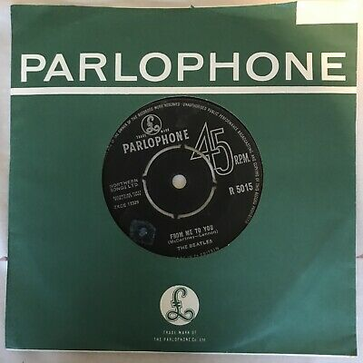£4.50 • Buy THE BEATLES - FROM ME TO YOU - Original Single VINYL 1963
