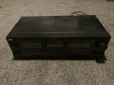 £5 • Buy AIWA  Stereo Cassette Deck AD-WX333K